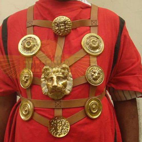 Deepeeka Phalarae Harness Brass metal