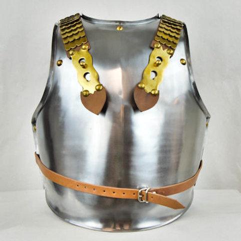 Napoleonic Cavalry Cuirass - 18 Gauge Steel - AH6080