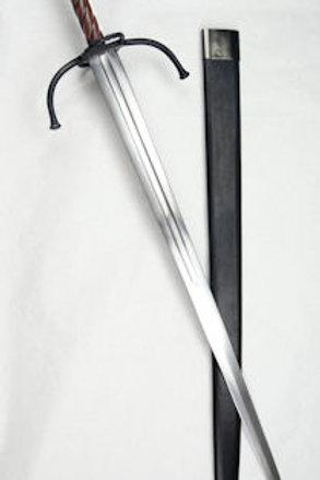 German Longsword with Twisted Wood Grip - AH3401R