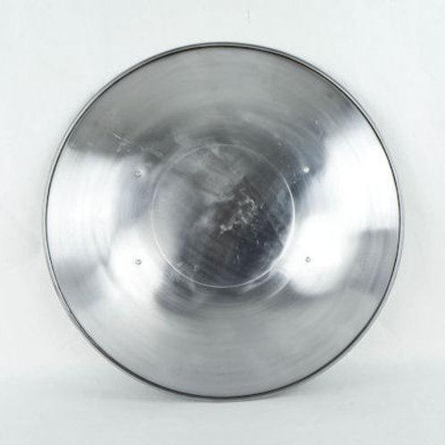 Medieval / Renaissance Steel Round Shield - 20 Gauge Steel - LB25189