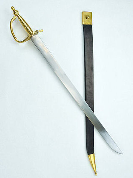 Revolutionary War Officer's Sword - AH3143