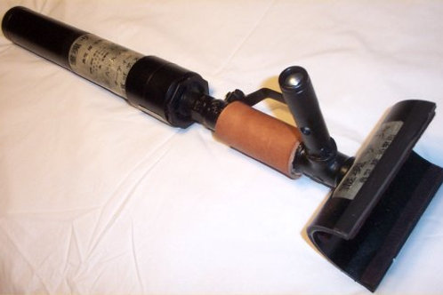 "Type 89 Japanese WWII ""Knee Mortar"""