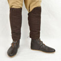 Padded Greaves SNMC7205 Brown, Black or White