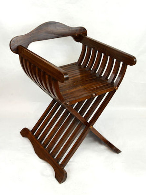 Folding Wooden Chair - F0010