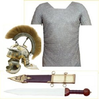 Optio Armor Kit (Mail)