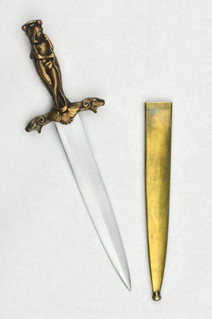 AH2020 Celtic Goddess Dagger