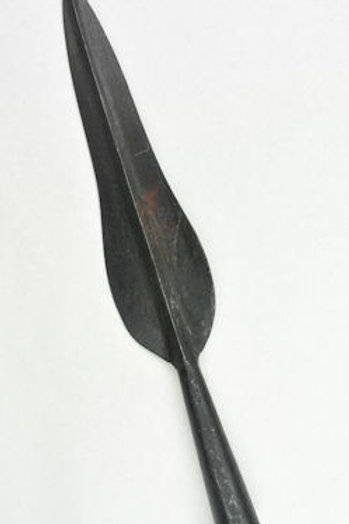 Celtic Hand Forged Spearhead