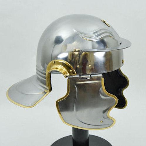 Roman Imperial Gallic ''F'' Nijmegen Helm - 20 Gauge - AH6315C