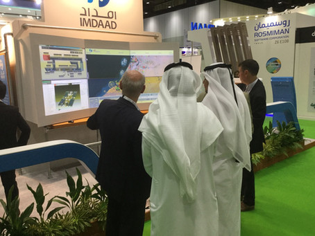 EcoDomus joins Imdaad at FM Expo in Dubai