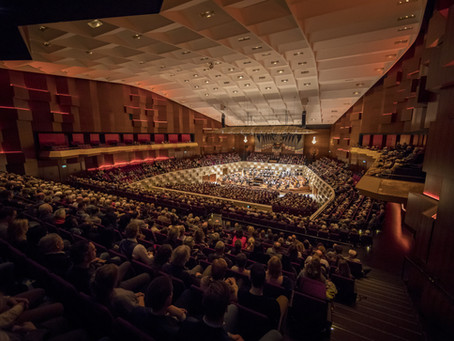 Rotterdams Philharmonisch Orkest Seizoensopening première: Fanfare to break the silence