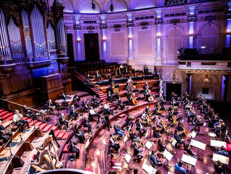 Nederlands Philharmonisch Orkest speelt Prélude à une nuit américaine