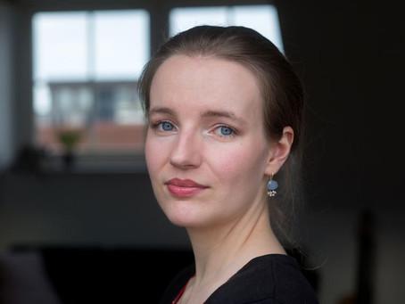 Trouw: Componist Mathilde Wantenaar (27) doet geen concessies, ook al schrijft ze voor kinderen