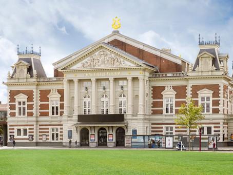 23 maart première in Het Concertgebouw, Amsterdam