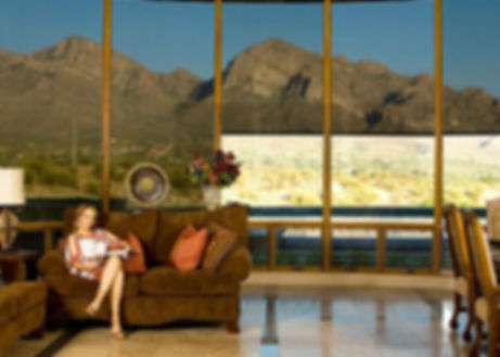 solution-screens-woman-on-couch-interior