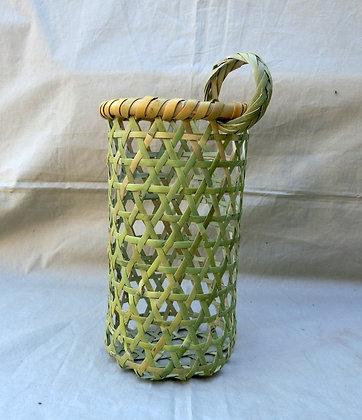 竹のボトルホルダー