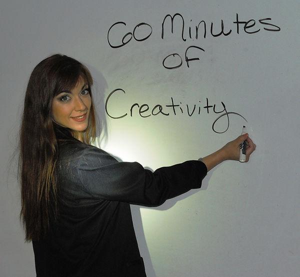 60 Minutes of Creativity.JPG