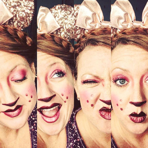 Fun with Make-Up