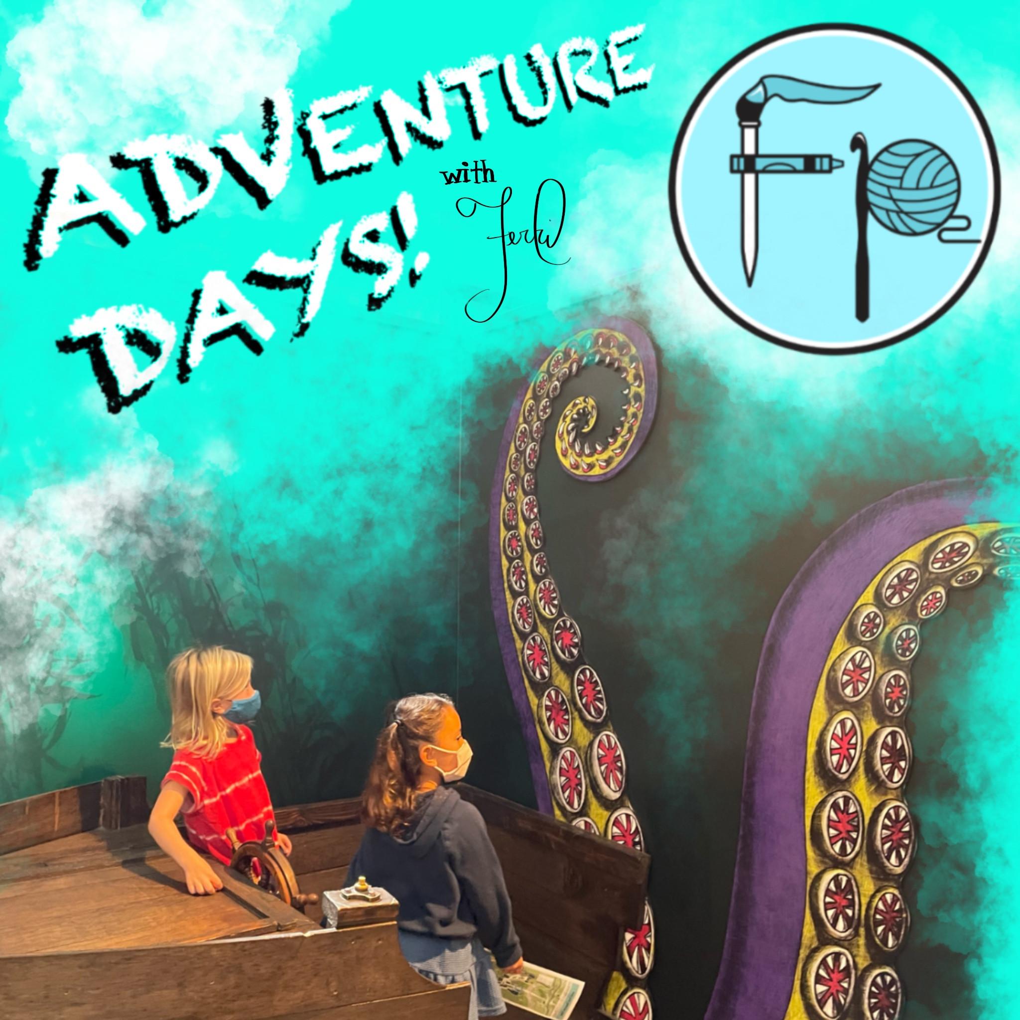 Pop-In Adventure Day