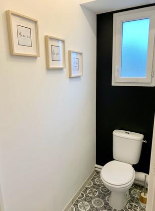 Rénovation et décoration de toilettes