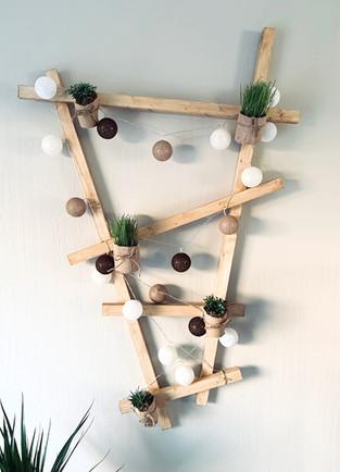 Structure végétal