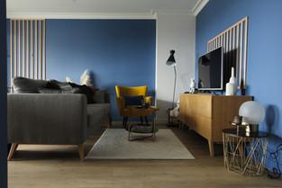 Décoration d'un salon - La déco by Séb e