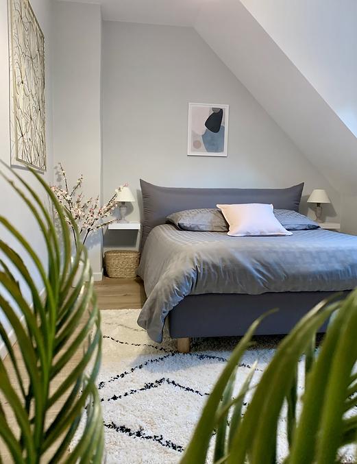 Décoration chambre douce et cosy