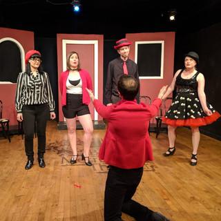 Cirque Du Soirée: A Musical Variety Hour | Photo Credit: Emily Rey
