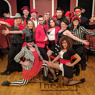 Cirque Du Soirée: A Musical Variety Hour | Photo Credit: Kat Bond