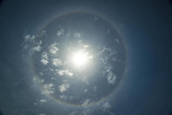 Sun Dog/Mock Sun/Parhelion