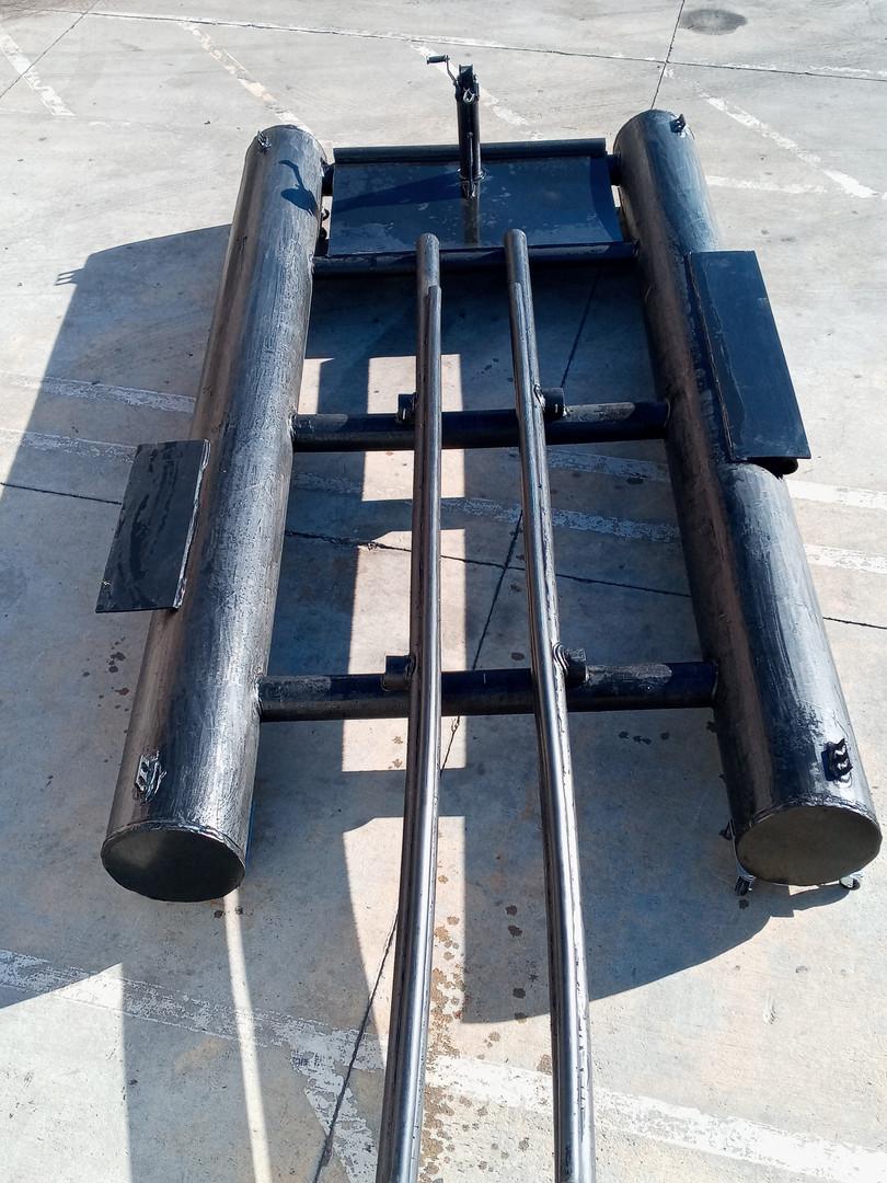 Ultra Dock USA, Dry Hull 15 '