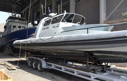 Oman Coast Guard and Polie Marine Growth Solution 2