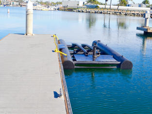 Ultra Dock 12 Foot Boat Float