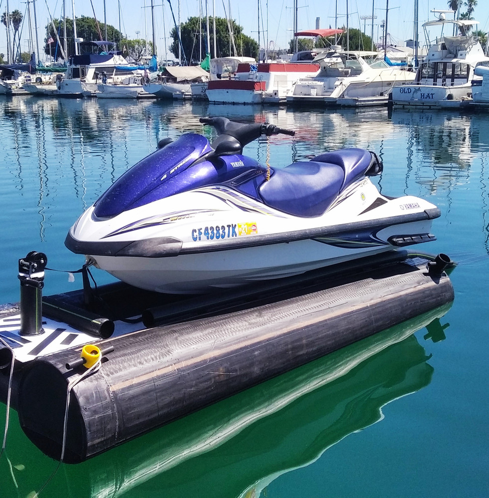 Carafino Dry Hull Jet Ski Float
