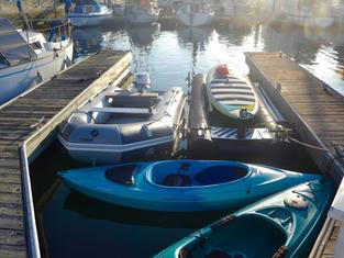 Floating Dock Jet Ski, PWC, Marina Del Rey