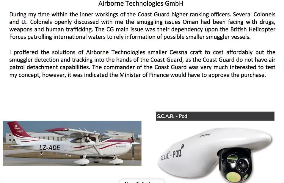 Airborne Technologies