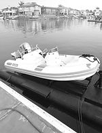 Carafino Ultra Dock Runabout