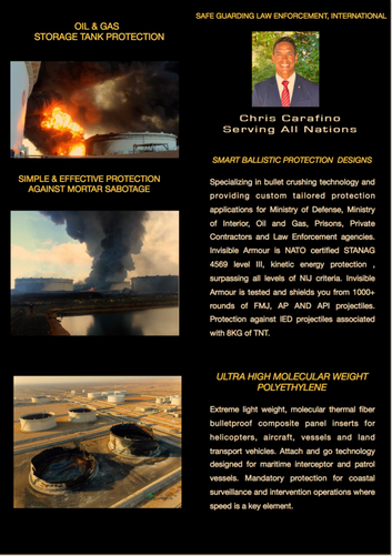 Oil and Gas Perimeter Security