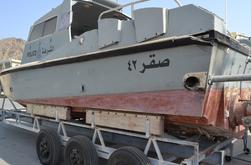 Oman Coast Guard and Polie Marine Growth Solution