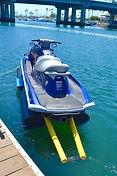 Carafino Jet Ski (PWC) Dry Hull Boat Float USA