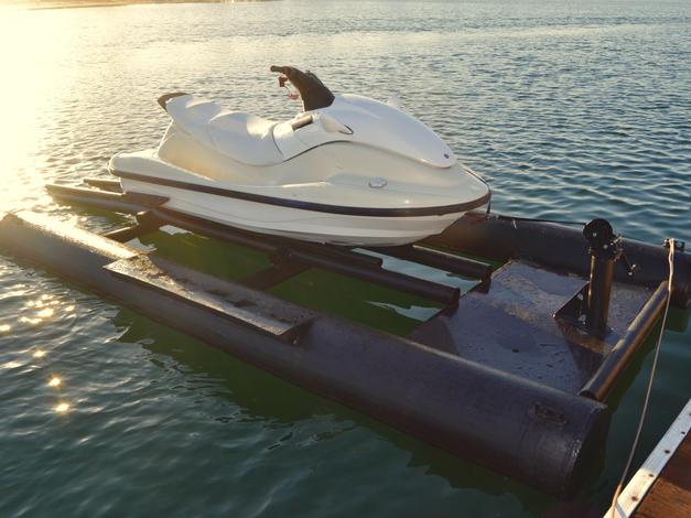 Ultra Dock Mini Jet Ski Float