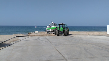 Oman Airport Management Crash Rescue Vessels Carafino 8