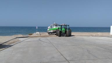 Oman Airport Management Crash Rescue Vessels Carafino 8