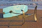Inventor of Hydrofoil Kiteboard Discipline