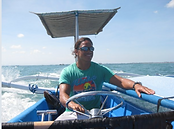 Mango Carafino jalan jalan Laut Bali