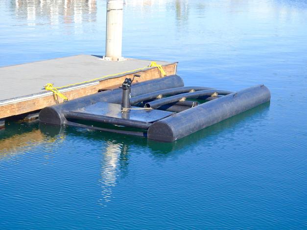 Ultra Dock USA Boat Float