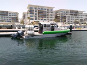 Oman Airport Management Crash Rescue Vessels Carafino 4
