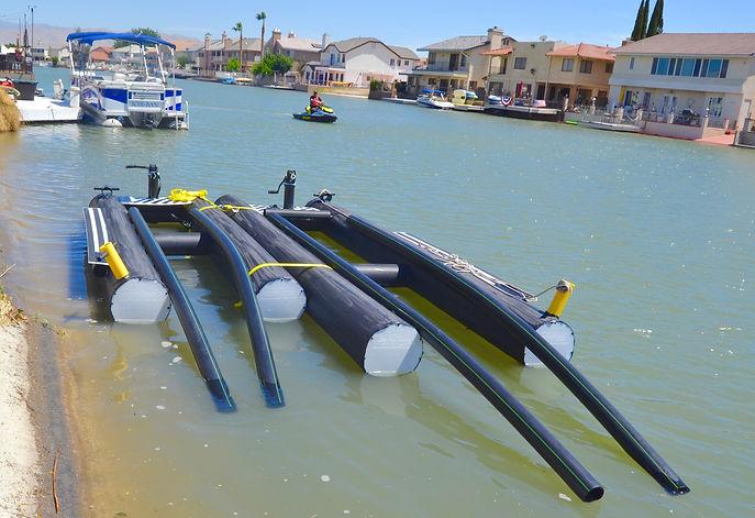 Sidexside Carafino Ultra Dock Boat Float