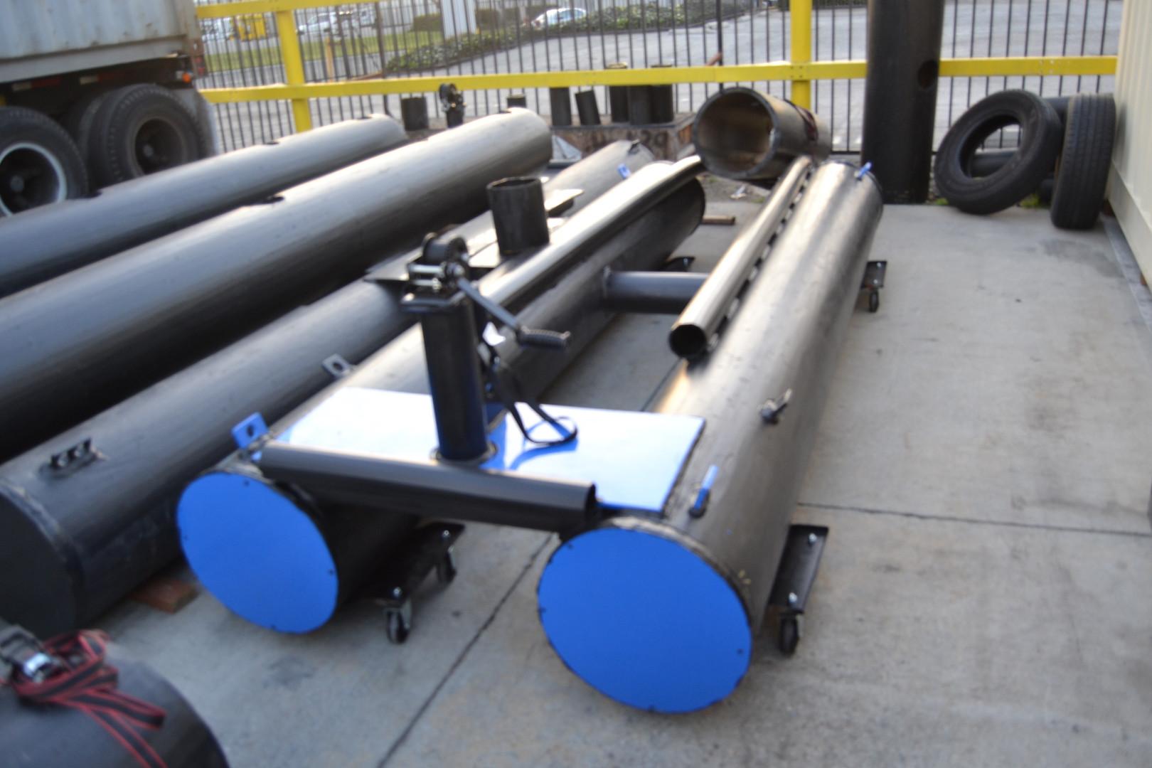 Jet Ski Dock, Ultra Dock USA, Carafino