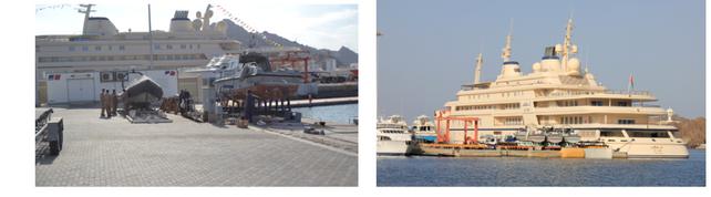 Oman Coast Guard and Polie Marine Growth Solution 5