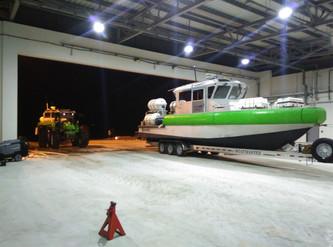 Oman Airport Management Crash Rescue Vessels Carafino 12